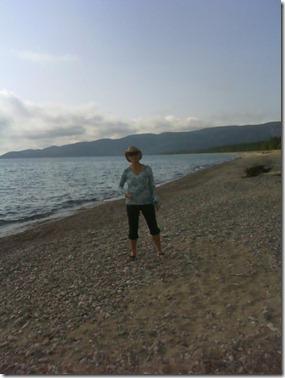 agwa beach lk superior